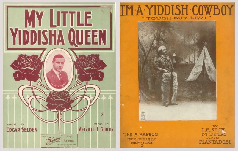 Yiddisha Queen and Cowboy
